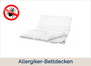 Betten Kamps Allergiker Produkte